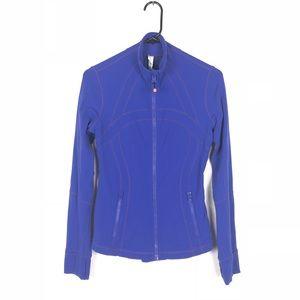 Lululemon athletica women's jacket size 6